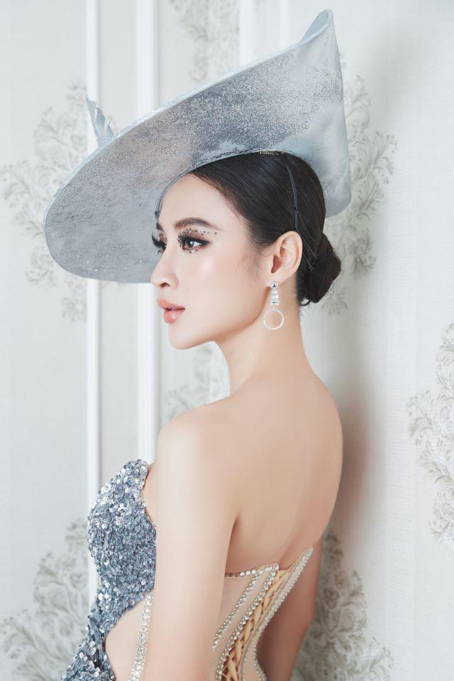 SAO MAKE OVER: Hoa hậu Khánh Vân - HHen Niê mất điểm vì phong cách trang điểm già chát, không hợp mặt-3