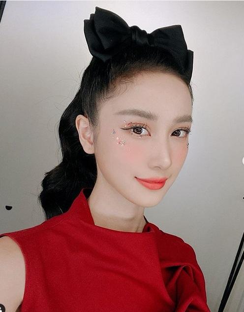 SAO MAKE OVER: Hoa hậu Khánh Vân - HHen Niê mất điểm vì phong cách trang điểm già chát, không hợp mặt-4