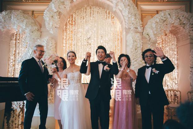 Những đám cưới hot nhất Cbiz năm 2019: Người xa hoa bạc tỷ, kẻ giản dị bất ngờ-4