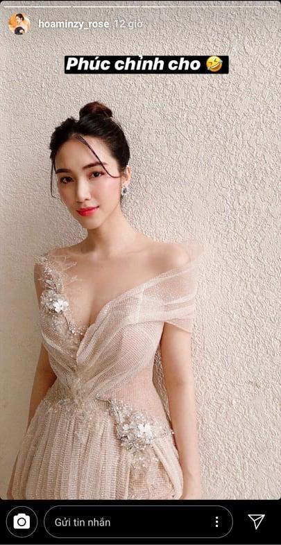 Vô tư đăng ảnh chưa photoshop, Hòa Minzy lộ rõ cơ thể tròn trịa giữa nghi án sinh con-3