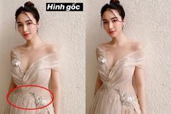 Vô tư đăng ảnh chưa photoshop, Hòa Minzy lộ rõ cơ thể tròn trịa giữa nghi án sinh con