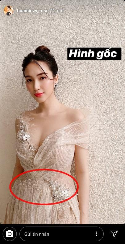 Vô tư đăng ảnh chưa photoshop, Hòa Minzy lộ rõ cơ thể tròn trịa giữa nghi án sinh con-2