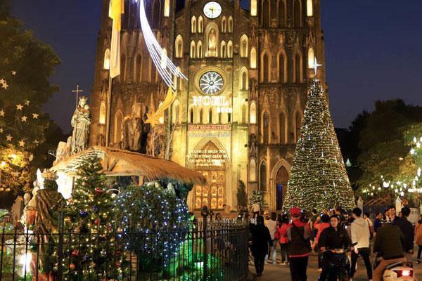 Thời tiết dịp lễ Noel và Tết dương lịch trên cả nước-1