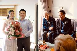 HOT: Lộ ảnh hoa hậu Ngọc Hân bí mật làm lễ dạm ngõ với bạn trai lâu năm?