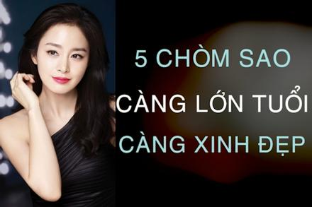 5 cung Hoàng đạo được trời ban sắc đẹp, càng lớn tuổi, càng trẻ trung, hấp dẫn