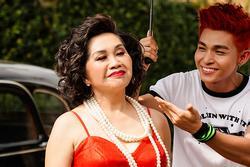 Sau loạt sớ tố chồng cũ, nghệ sĩ Xuân Hương được mời làm 'bà Phó Đoan' trong MV 'Jun Phạm tóc đỏ'