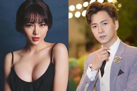 Ngô Kiến Huy chính thức lên tiếng về tin đồn hẹn hò mỹ nhân gợi cảm Đỗ Kim Thành