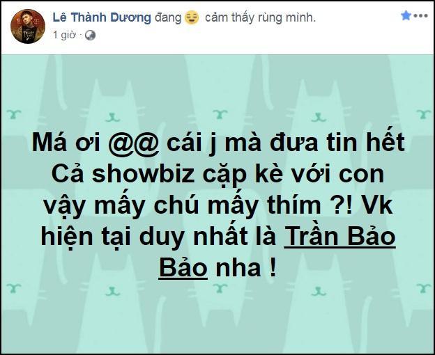 Ngô Kiến Huy chính thức lên tiếng về tin đồn hẹn hò mỹ nhân gợi cảm Đỗ Kim Thành-7