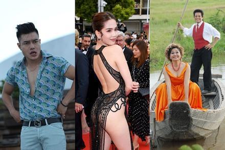 5 scandal ồn ào nhất Vbiz 2019: Dẫn đầu là bộ cánh gây nhức nhối của Ngọc Trinh tại Cannes