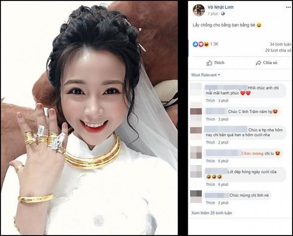 Phản ứng khó tin của Ngọc Nữ khi tình cũ Phan Văn Đức làm đám hỏi với bạn gái hotgirl-2