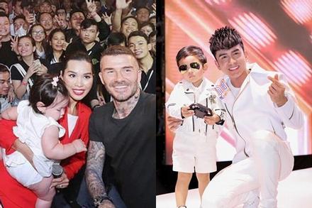 Điểm danh những gương mặt nhóc tỳ hot nhất showbiz Việt năm 2019