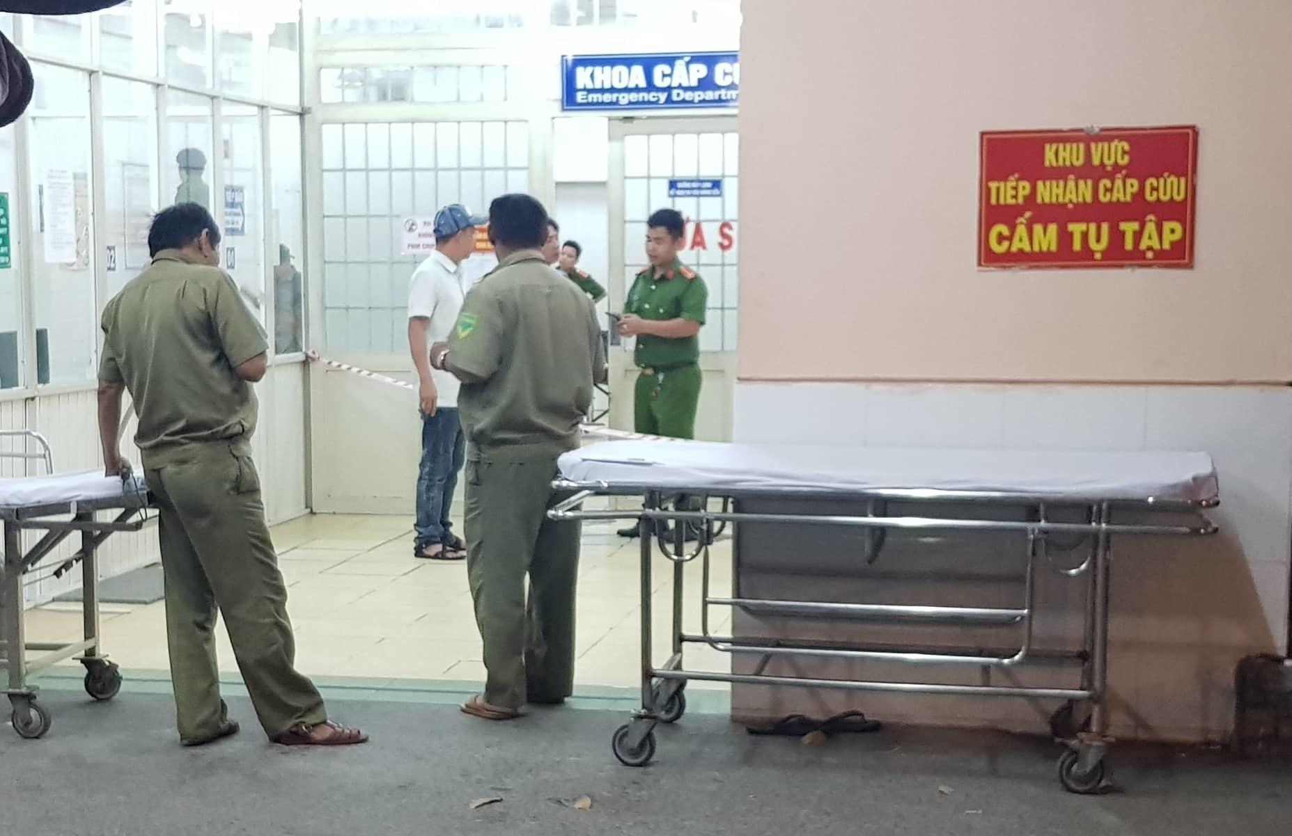 Người tự sát bằng súng trong bệnh viện ở Sài Gòn muốn chết đến cùng-1