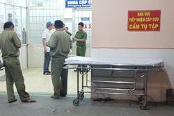 Người tự sát bằng súng trong bệnh viện ở Sài Gòn muốn chết đến cùng