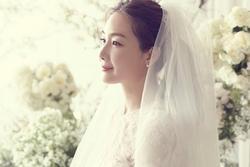 Mỹ nhân 'Bản tình ca mùa đông' Choi Ji Woo xác nhận mang thai với chồng trẻ