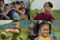 Ngô Thanh Vân cho Sửu Dần Mẹo chính thức lộ diện trong 'Trạng Tí'