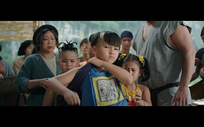 Ngô Thanh Vân cho Sửu Dần Mẹo chính thức lộ diện trong Trạng Tí-2