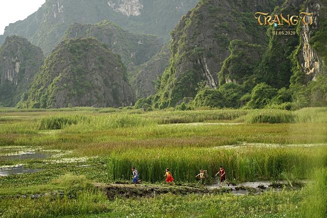 Ngô Thanh Vân cho Sửu Dần Mẹo chính thức lộ diện trong Trạng Tí-6