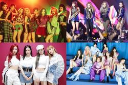 Những nhóm nhạc nữ có thành tích cao nhất thập kỷ qua