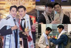 Tân Nam vương và Á vương Mister Model Worldwide 2019: Lúc thi hết mình, lúc về thành đôi?