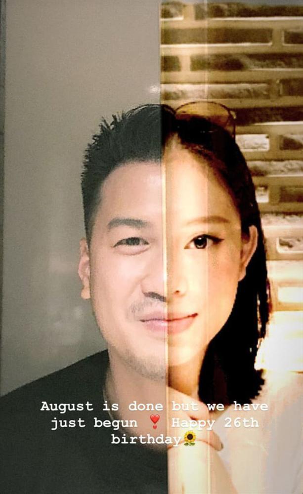 Em chồng Hà Tăng và bạn gái hotgirl khẳng định chủ quyền nhờ nét tướng phu thê chuẩn cơm mẹ nấu-2