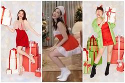 2 nhóm bạn thân lên đồ đón Giáng Sinh: Chi Pu nhảy sexy theo phong cách Mean Girls 'cân' cả dàn Kaity, Trang Hý, Hoàng Yến Chibi