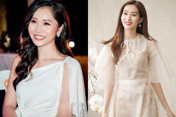 Giật mình với nhan sắc giống như tạc giữa bà xã Á hậu của Shark Hưng và hoa hậu Đặng Thu Thảo-2