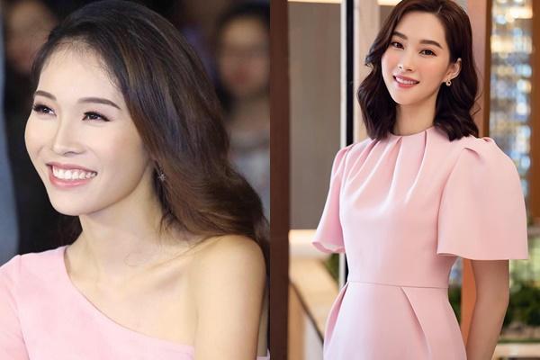Giật mình với nhan sắc giống như tạc giữa bà xã Á hậu của Shark Hưng và hoa hậu Đặng Thu Thảo-3