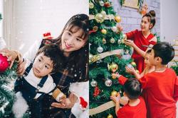 Sao Việt rộn ràng đón Giáng sinh bằng hàng ngàn khoảnh khắc ấm áp