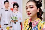 Trọn bộ ảnh lễ ăn hỏi đẹp lịm tim của Phan Văn Đức, chú rể - cô dâu trao nhau nụ hôn ngọt ngào-8