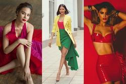 Bản tin Hoa hậu Hoàn vũ 24/12: Hoàng Thùy chơi màu xuất sắc, không ai tranh nổi spotlight