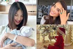 Hai bà mẹ bỉm sữa Phạm Hương - Lan Khuê trò chuyện thân mật sau ồn ào The Face