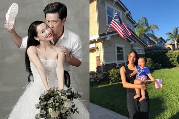Mỹ nhân Việt bị đồn mang thai: Lúc đi chối đây đẩy, lúc về khai tùm lum