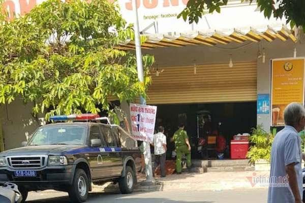 Nhậu mừng giáng sinh ở Sài Gòn, thanh niên bị đâm chết-1
