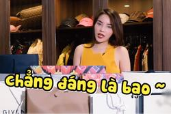 Kỳ Duyên đu theo trend đập hộp với những món hàng hiệu đắt giá sắm tại Hàn Quốc