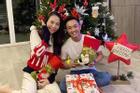 Cường Đô La ngầm xác nhận có con với Đàm Thu Trang, còn ẩn ý tiết lộ giới tính là tiểu công chúa