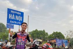 Phượt thủ khoe đi xe máy xuyên Việt trong gần 20 giờ thừa nhận bịa chuyện
