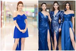 Cả làng mốt Việt 'bội thực' màu xanh, đi đâu cũng thấy xanh xanh một màu