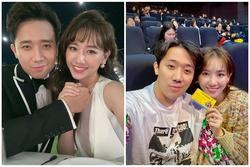 Vợ chồng Trấn Thành, Hari Won hạnh phúc sau 3 năm cưới