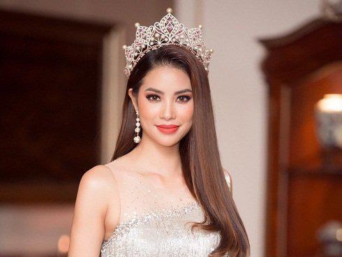 Đếm số lần Hoa hậu Phạm Hương sượng chín mặt vì bị bóc phốt trình tiếng Anh non nớt-5