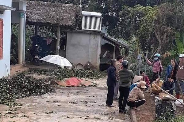 Clip: Bắt kẻ ngáo đá gây thảm sát chém chết 5 người chết ở Thái Nguyên-3