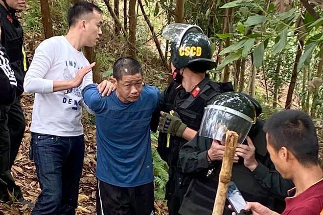 Clip: Bắt kẻ ngáo đá gây thảm sát chém chết 5 người chết ở Thái Nguyên-1