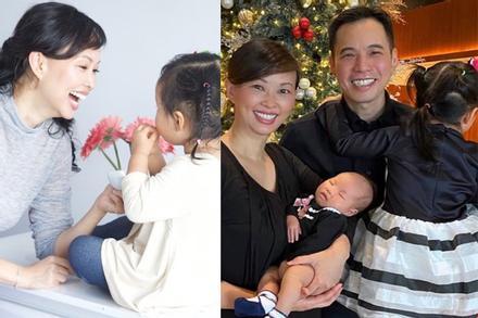 Khoe gia đình hạnh phúc đón Giáng sinh, 'Shark' Linh - Thương Vụ Bạc Tỷ bị soi làm điều đặc biệt với con gái cả