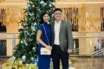 Không còn giấu kín, chồng sắp cưới của hoa hậu Ngọc Hân đăng ảnh đón Giáng sinh bên nhau