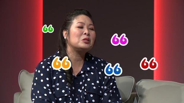 Phản ứng của bà Tân Vlog sau khi vạ miệng gọi nghệ sĩ Hồng Vân là cháu trên sóng truyền hình-1