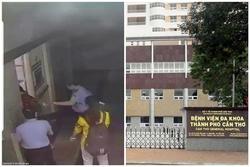 Nữ sinh trường y tố bị bảo vệ bệnh viện đánh, nhốt trong phòng