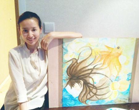 Minh tinh Hoa ngữ đọ tài vẽ tranh: Vương Nhất Bác và Tiêu Chiến múa bút đẹp bất ngờ-6