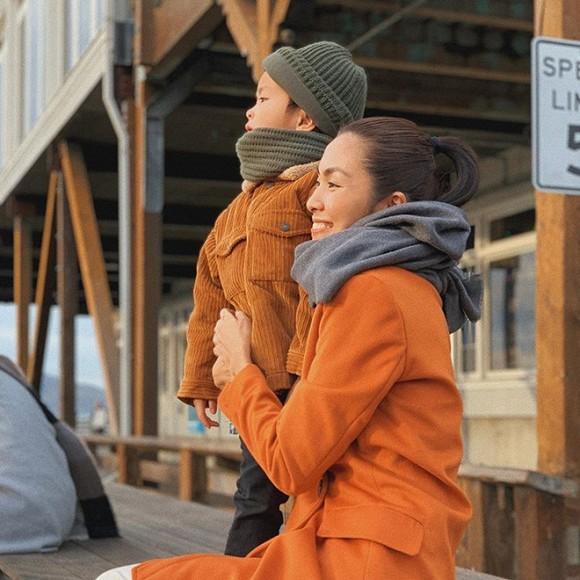 Không khoe con trai một thời gian, Hà Tăng gây bất ngờ khi tiết lộ cậu bé nay đã lớn, lại còn làm điều tuyệt vời này cho mẹ-1