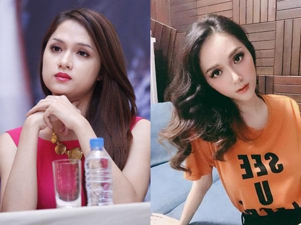 Giật mình với gương mặt biến đổi của Hương Giang sau 7 năm vào showbiz-13
