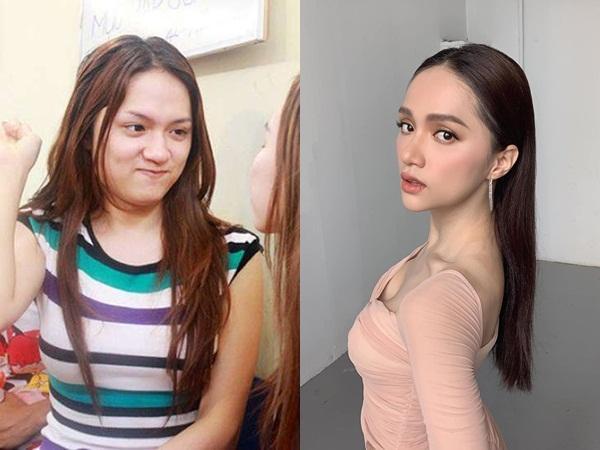 Giật mình với gương mặt biến đổi của Hương Giang sau 7 năm vào showbiz-14