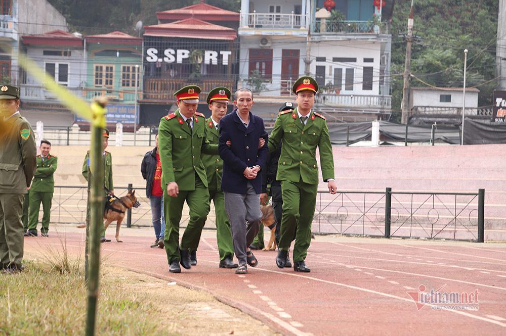 Vụ nữ sinh giao gà bị sát hại ở Điện Biên: 9 bị cáo bị đề nghị 6 án tử hình-3